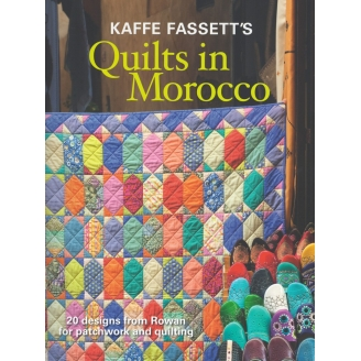 Kaffe Fassett's Quilts in Morocco (livre en anglais)