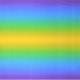 Tissu imprimé dégradé vert/bleu/violet - Gelato (largeur entière))