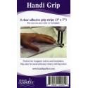 Handi Grip - Bandes agripantes pour règles à patchwork et à quilter