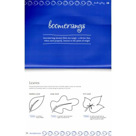 Doodle Quilting (livre en anglais)