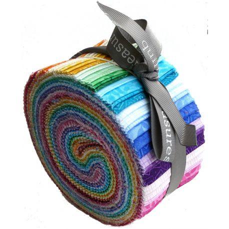 Jelly Roll de tissus Harmony