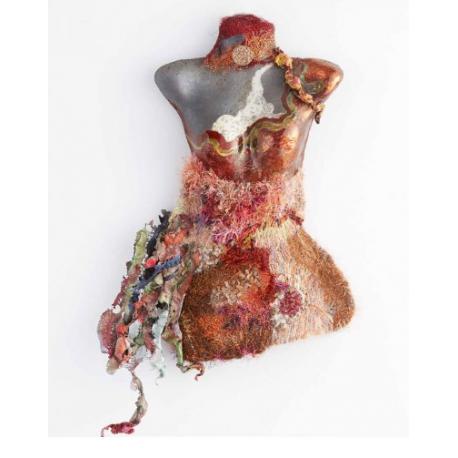 Tableaux en art textile - Marie-Christine Hourdebaigt
