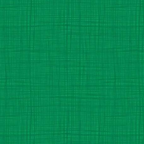 Tissu imprim vert malachite effet tissage au fil d 39 emma - Vert de malachite ...