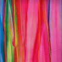 Tissu batik arc-en-ciel