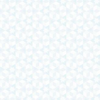 Tissu patchwork étoile de mer blanc/bleuté - Diving Board d'Alison Glass