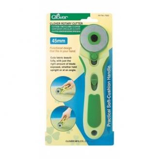 Cutter rotatif Clover de 45 mm