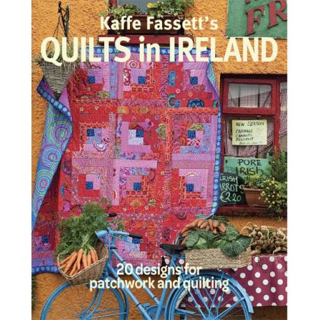 Kaffe Fassett's Quilts in Ireland (livre en anglais)