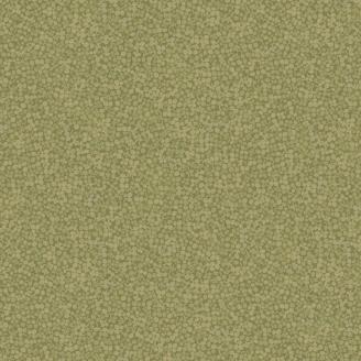 Tissu patchwork mini feuilles vert tilleul