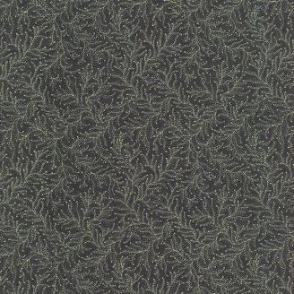 Tissu aborigène coraux verts