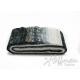 Bandes de tissus batiks Bali Poppy - Blanc Noir