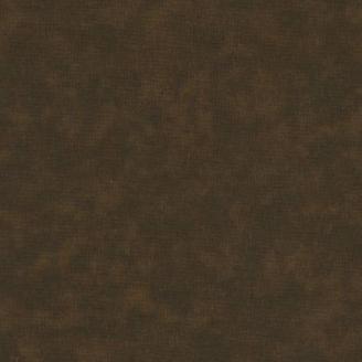 Tissu en grande largeur (270 cm) faux-uni chocolat