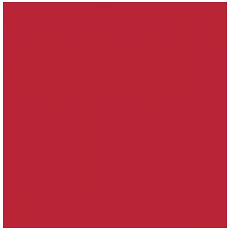 Tissu en grande largeur (270 cm) Uni Rouge