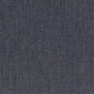 Tissu en grande largeur (270 cm) Uni Gris foncé