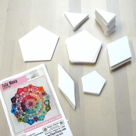 Tula Nova - Kit de gabarits papier et explications
