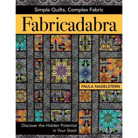 Fabricadabra par Paula Nadelstern (livre en anglais)