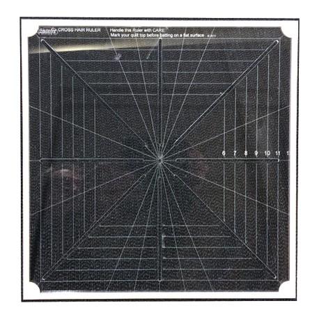Grille de Marquage (Crosshair ruler) - Règle à quilter Westalee