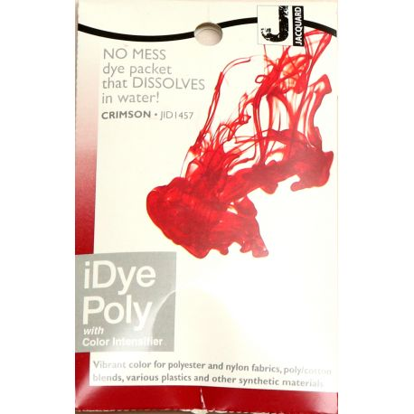 Teinture pour le polyester iDye Poly - Bordeaux
