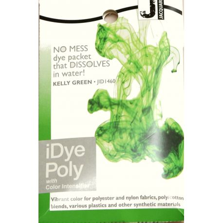 Teinture pour le polyester iDye Poly Vert prairie