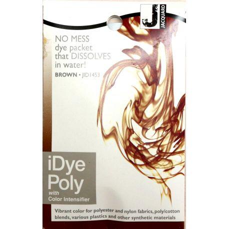 Teinture pour le polyester iDye Poly - Marron