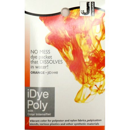 Teinture pour le polyester iDye Poly - Orange