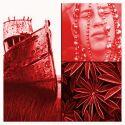 Solarfast de Jacquard, teinture au soleil - Rouge