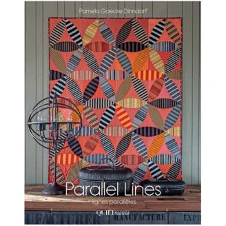 Livre Lignes Parallèles (Parallel Lines) de Pamela Goecke Dinndorf