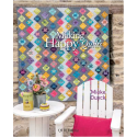 Livre Making Happy Quilts de Mieke Duyck