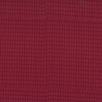 Tissu batik moderne - Rayures discontinues fond Bourgogne