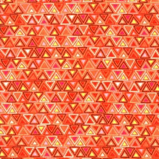 Tissu patchwork roses anciennes fond rouge - Meraki de Basic Grey