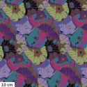 Tissu patchwork Kaffe Fassett Lotus Leaf foncé GP029