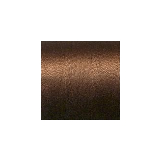 Fil Aurifil Mako 40 Brun Chocolat 2360