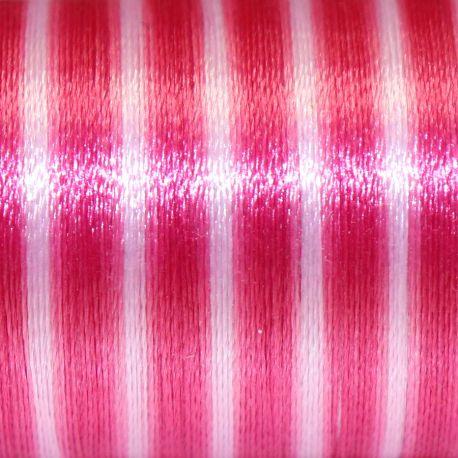 Fil fantaisie multicolore Au Chinois - Rose 115