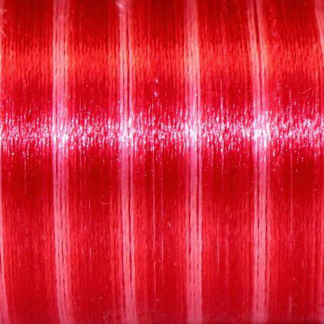 Fil fantaisie multicolore Au Chinois - Rouge 118