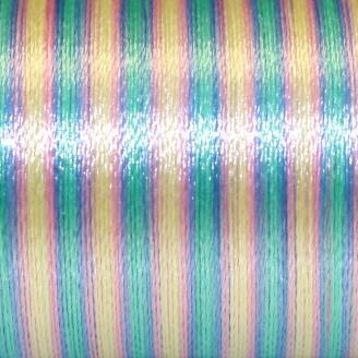Fil fantaisie multicolore Au Chinois - Arc-en Ciel 126