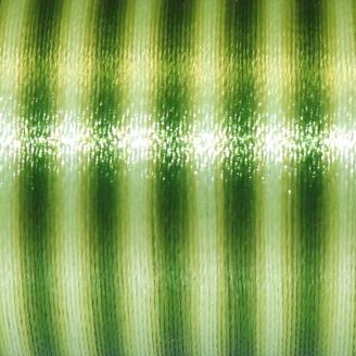 Fil fantaisie multicolore Au Chinois - Vert 140