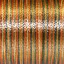 Fil fantaisie multicolore Au Chinois - Orange/Vert 159