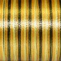 Fil fantaisie multicolore Au Chinois - Jaune/Kaki 224