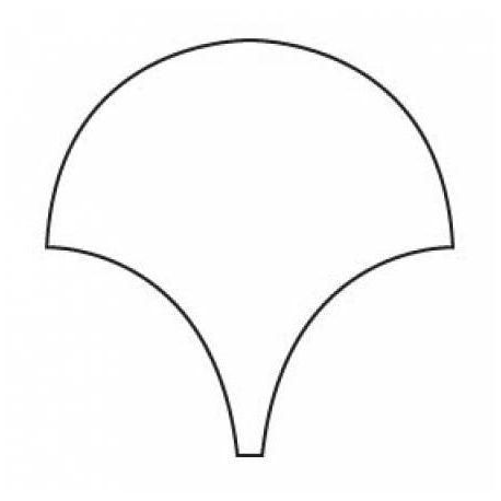 "Coquille 4"" (Clamshell) - Gabarits pour méthode anglaise"