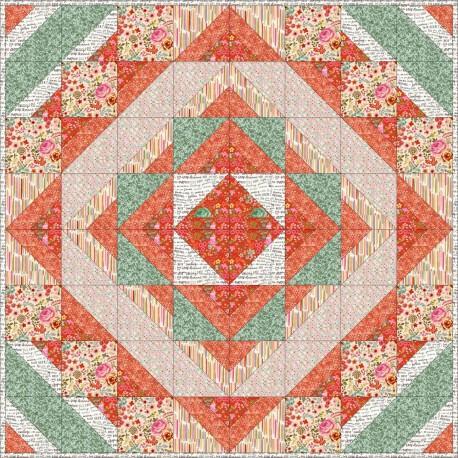 Focus - kit de patchwork