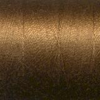Fil coton Mako 28 brun 2372