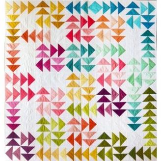 Alizés - modèle de patchwork à télécharger