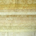 Jelly Roll de tissus basiques Crème - Vanilla Cream Essential Gems