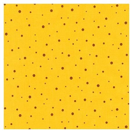 Tissu patchwork bulles de champagne
