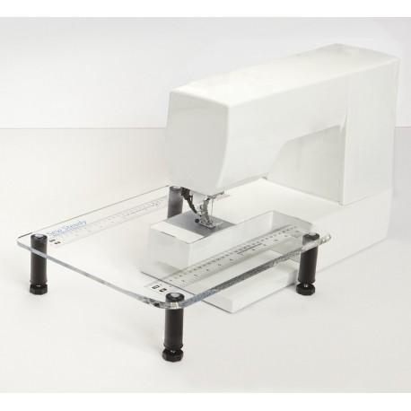 """Table à quilter pour machine à coudre - Junior 11 1/2"""" x 15"""" Sew Steady"""