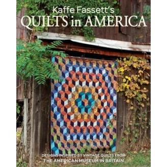 Kaffe Fassett's Quilts in America (livre en anglais)