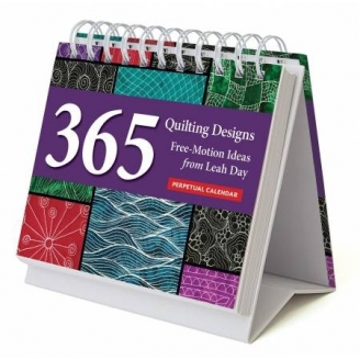 365 Quilting Designs, Free-motion Ideas - Calendrier perpétuel