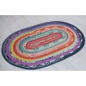 Pack Jelly-Roll Rug : patron + molleton