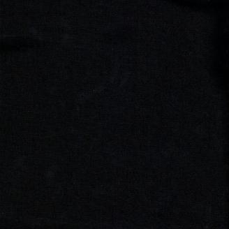 Tissu coton uni Spectrum noir