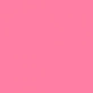Tissu patchwork uni rose baby girl