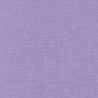 Tissu patchwork uni de Kona - Violet Chardon (Thistle)